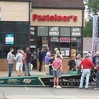 Parking at Pasteiner's