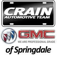 Crain Buick GMC of Springdale
