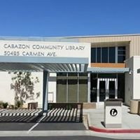Cabazon Community Library