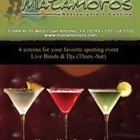 Matamoros Restaurante Y Cantina