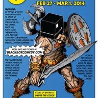 Black Box Comedy Festival
