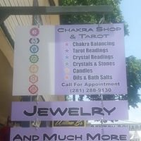 Chakra Shop & Tarot In Old Town Spring Texas