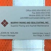 Murphy Paving & Sealcoating