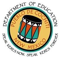Pueblo de Cochiti Education Department
