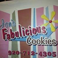Jan's Fabulicious Cookies