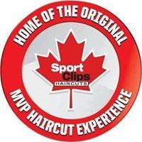 Sport Clips Aurora Bayview