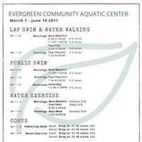 Evergreen Community Aquatics Center