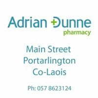 Adrian Dunne Pharmacy Portarlington