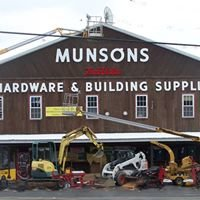 Munson's Building Supplies