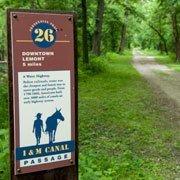 Centennial Trail/I&M Canal Trail