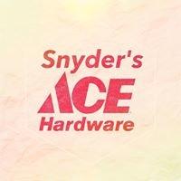 Snyder's Ace Hardware