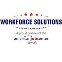 Workforce Solutions Golden Crescent
