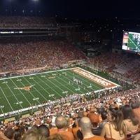 Daryl K Royal Stadium- Texas Memorial Stadium
