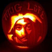 April's Pumpkins - Pumpkin Carving Art