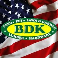 BDK Hardware Lumber and Feed