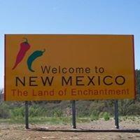 Arizona/New Mexico Border