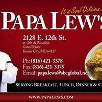 Papa Lew's Soul Delicious Foods