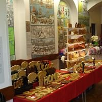 Wooden crafts from Wales