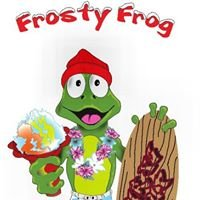 Frosty Frog Shaved Ice
