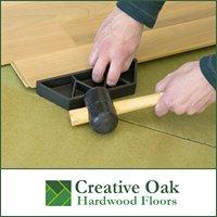 Creative Oak Hardwood Floors