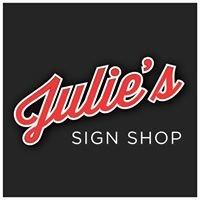 Julie's Sign Shoppe