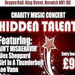 Hidden Talent Charity Music Concert