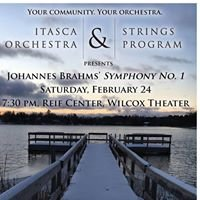 Itasca Orchestra and Strings Program