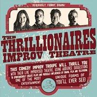 Thrillionaires Improv Musical Theatre Utah