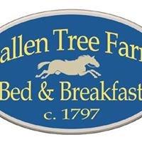 Fallen Tree Farm Bed and Breakfast Carlisle PA
