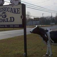 Cheese Cake World