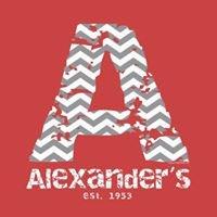 Alexanders Store