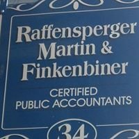 Raffensperger, Martin, & Finkenbiner LLC Certified Public Accountants