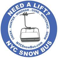 NYC Snow Bus