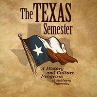 The Texas Semester