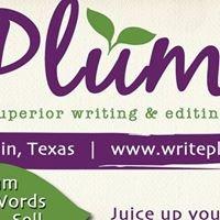 Plum Writing and Editing