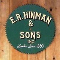 E.R. Hinman & Sons, Inc.