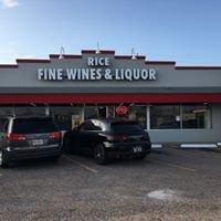 Rice Fine Wines and Liquor