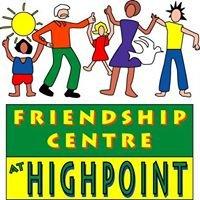 Friendship Centre at HighPoint