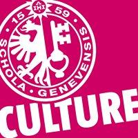 Activités culturelles de l'UNIGE