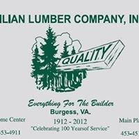 Lilian Lumber Company and Lumber Yard