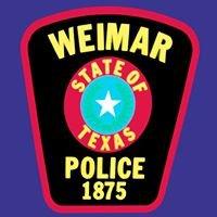 Weimar Police Department