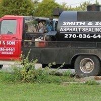 Smith & Son Asphalt Sealing