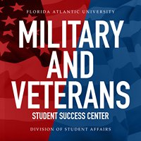 FAU Military and Veterans Student Success Center