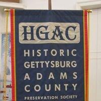 Historic Gettysburg- Adams County, INC.- HGAC