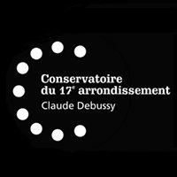 Conservatoire Claude Debussy - Paris 17e