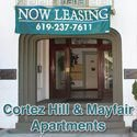 Cortez Hill & Mayfair Apartments