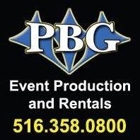 PBG Event Productions & Rentals