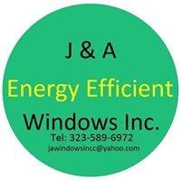 J & A Windows Inc.