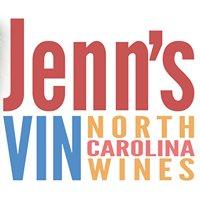 Jenn's Vin North Carolina Wines LLC