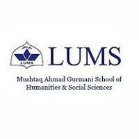 LUMS - Mushtaq Ahmad Gurmani School of Humanities & Social Sciences